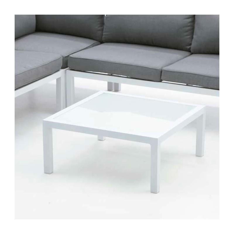 Conjunto modular para exterior aluminio akron for Muebles jardin aluminio