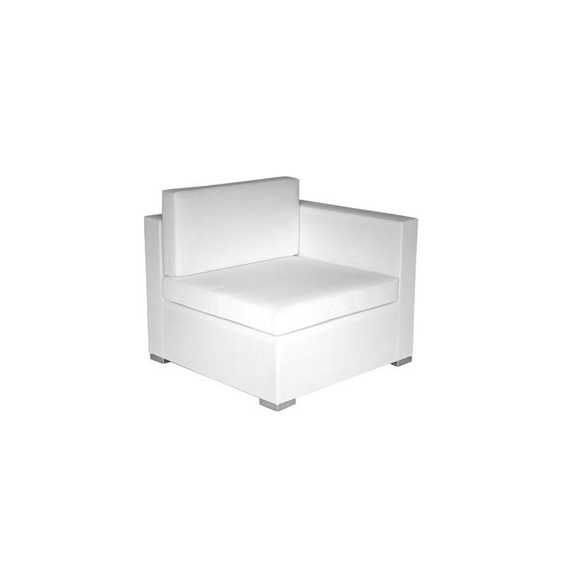 Conjunto sofa modular y mesa centro siena for Sofa modular jardin