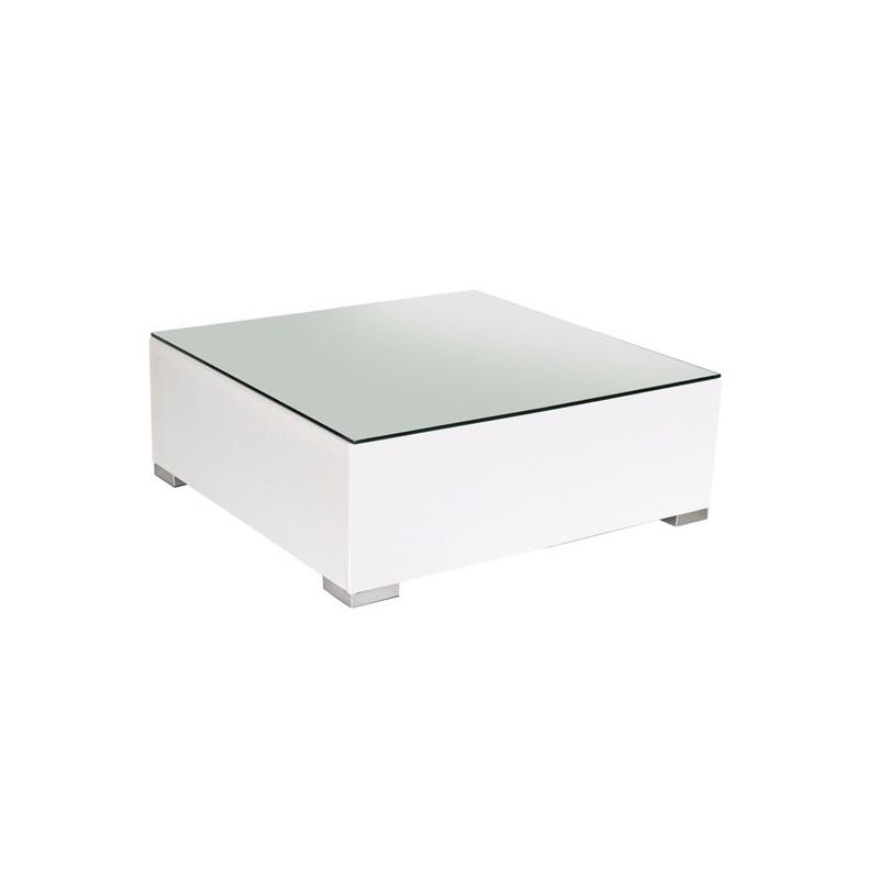 Conjunto sofa modular y mesa centro Siena
