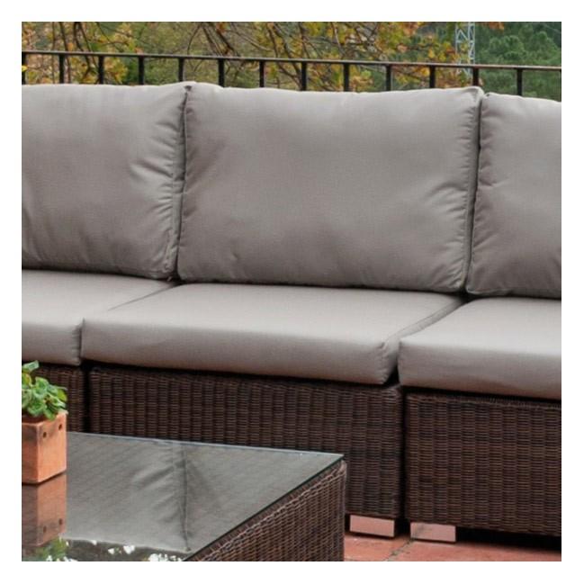 Venta online de mobiliario de exterior outlet en muebles for Ofertas muebles jardin