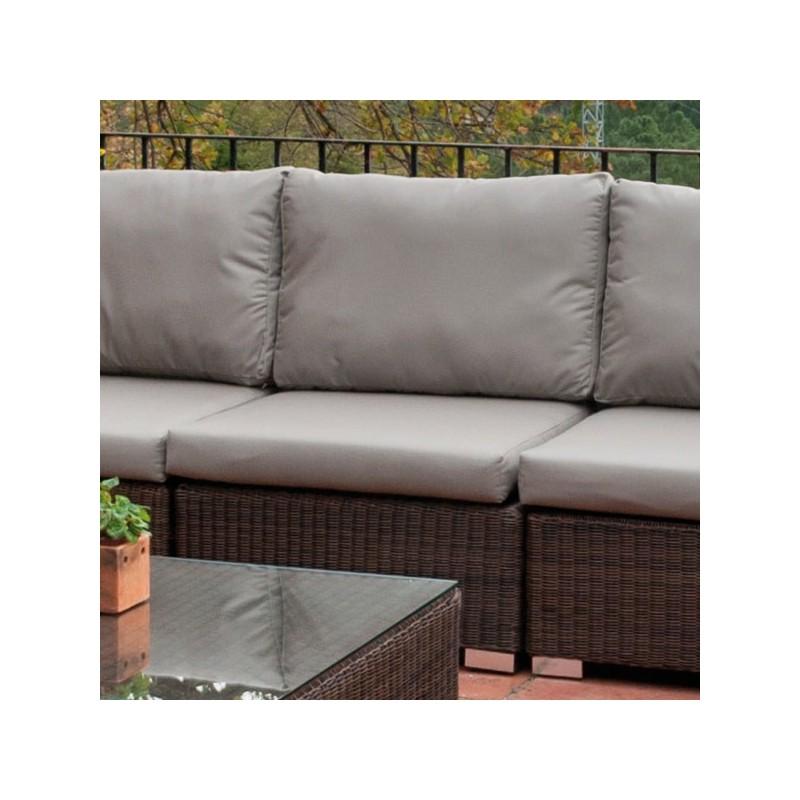 Venta online de mobiliario de exterior outlet en muebles for Mobiliario de jardin barato online