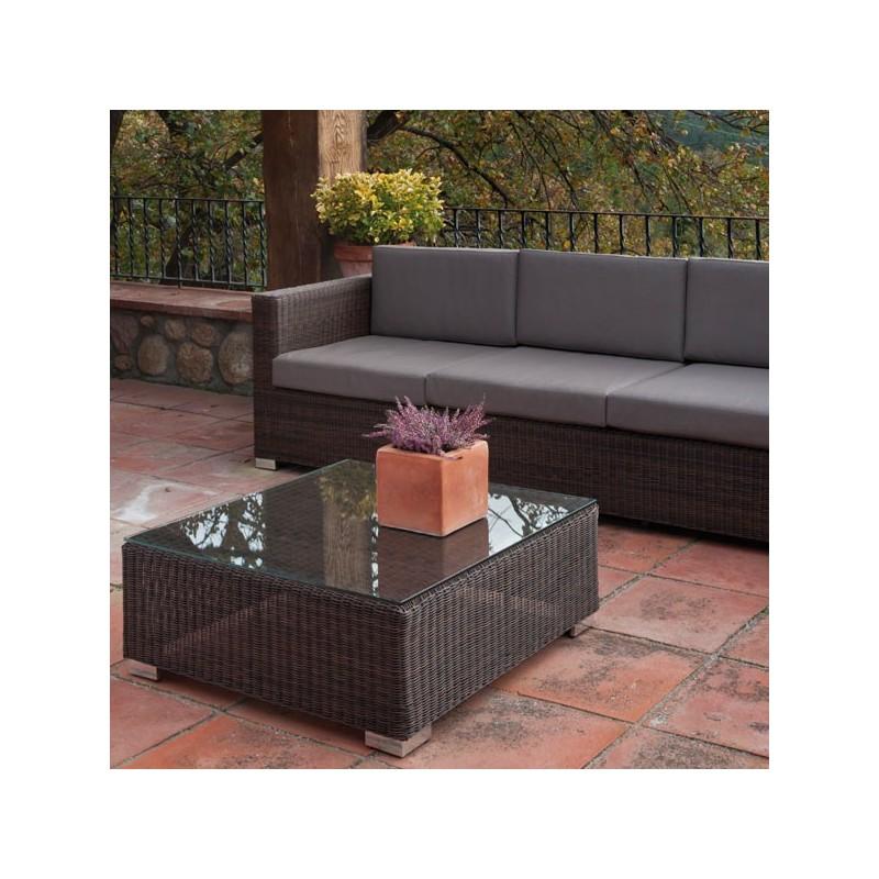Conjunto de sofas de exterior venta online de mobiliario de exterior ofertas en mobiliario - Mobiliario jardin online ...