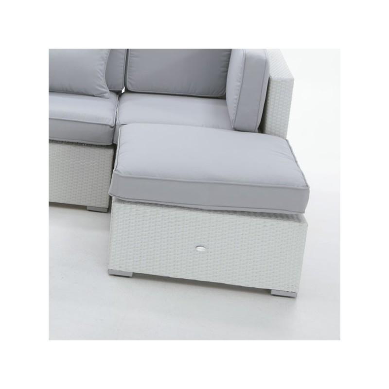 Conjunto para jardin sofa modular fibra san luis for Sofa modular jardin
