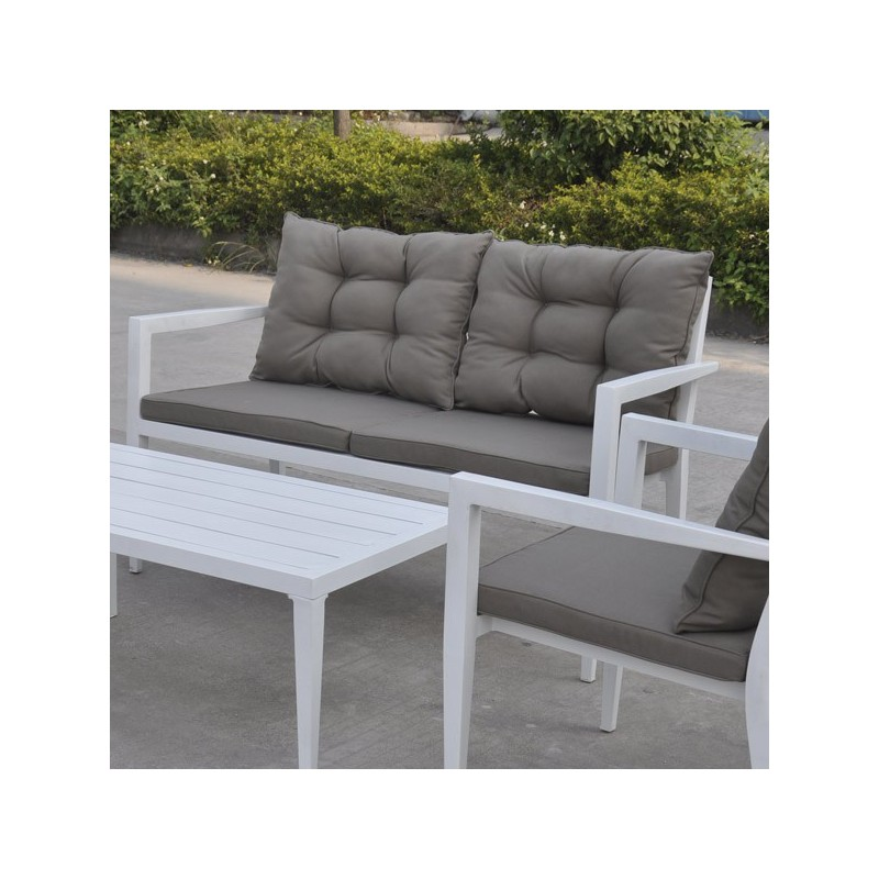 Sofas jardin perfect with sofas jardin collection conic - Fabricar un sofa ...