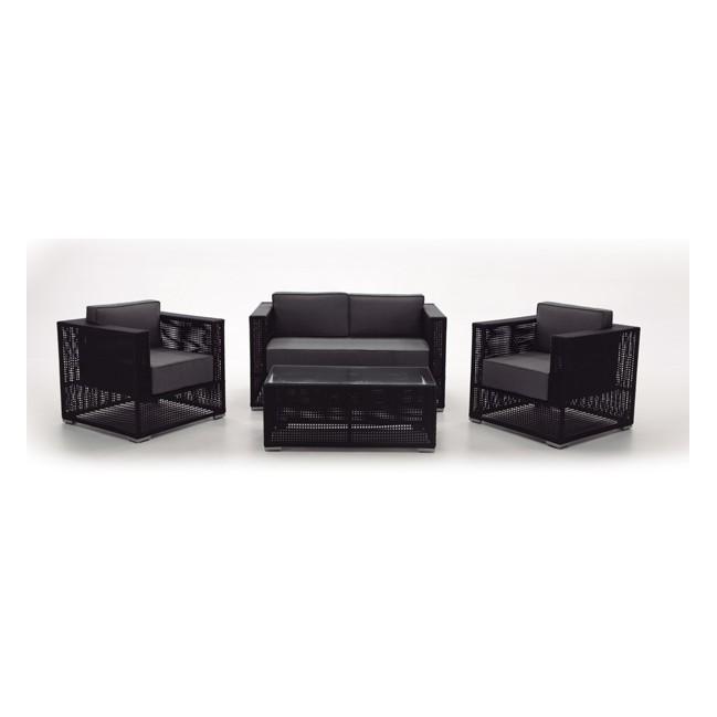 Conjunto sofas para terraza fibra san antonio for Conjunto sofa terraza