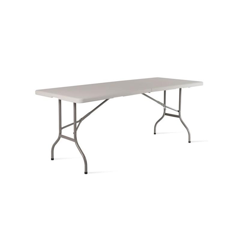 Mesa de aluminio de exterior  Outlet en mobiliario de ...