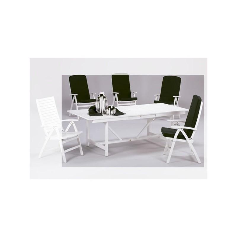 Muebles de jardin en madera para exterior aluminio share for Fabrica de muebles de jardin en aluminio