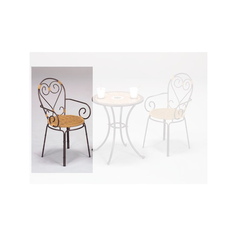Muebles jardin forja dise os arquitect nicos for Outlet muebles jardin online