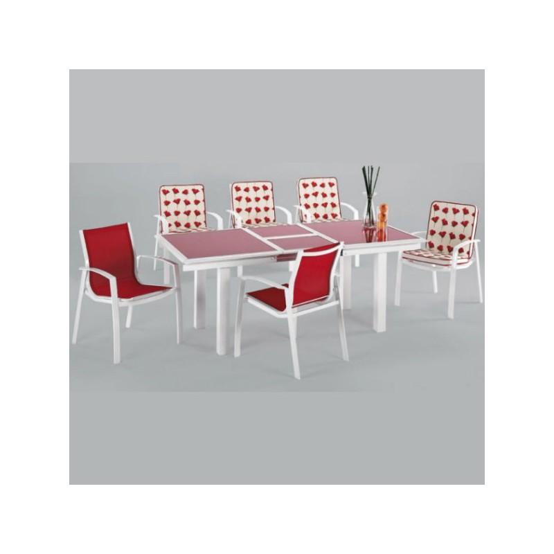 Venta online de mobiliario de exterior outlet en muebles for Aluminio productos de fundicion muebles de jardin