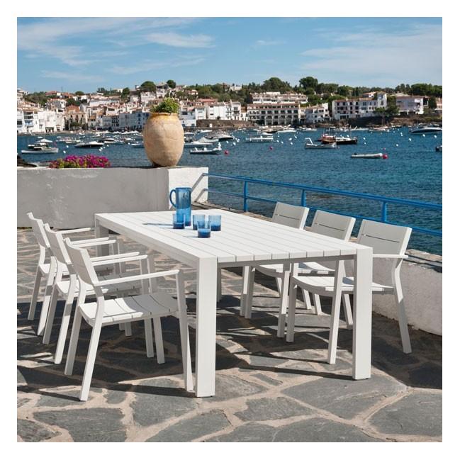 Conjunto mesa y sillones de terraza miami for Sillones para terrazas y jardines