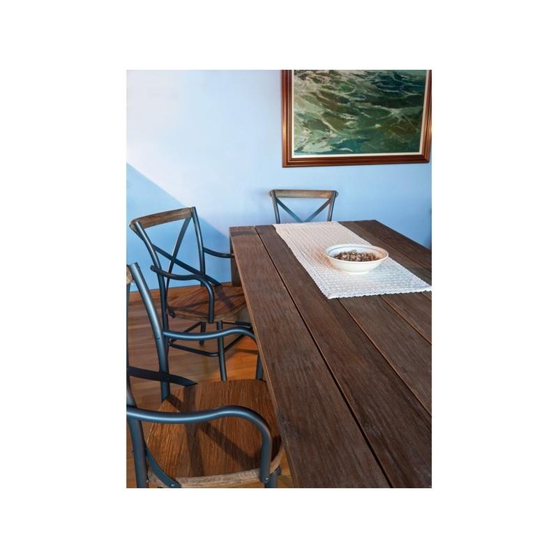 Venta online de mobiliario de jardin ofertas en mesas de - Muebles teka jardin ...