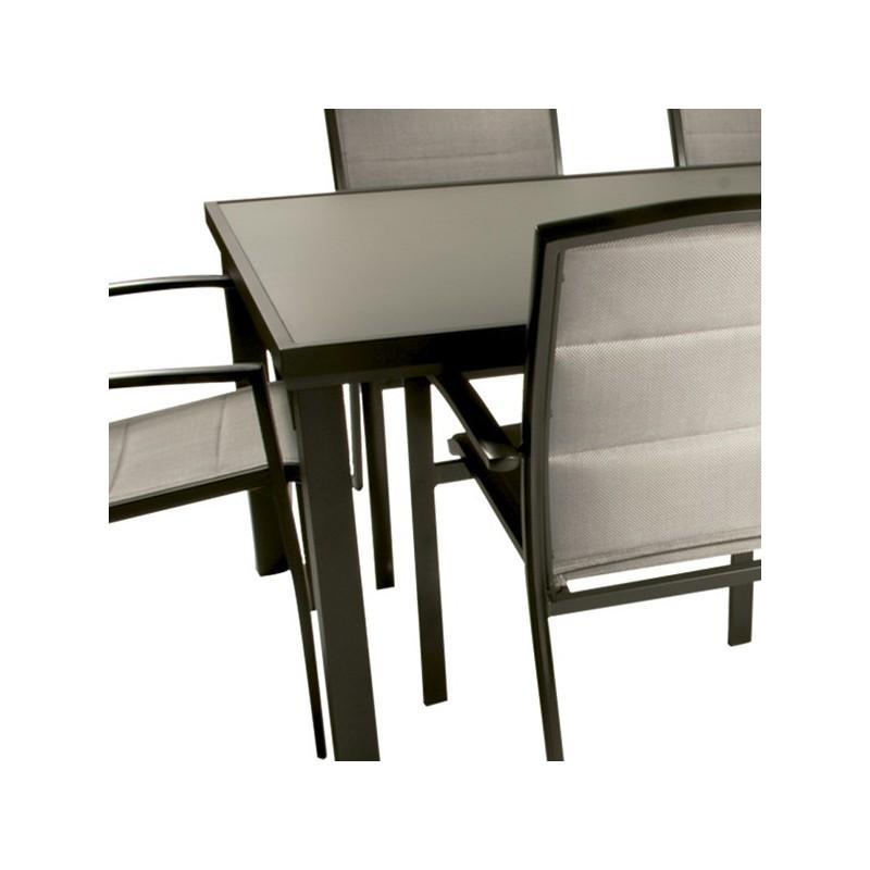 Mesa de jardin online outlet en mesas de fibra ofertas for Ofertas mesas y sillas de jardin