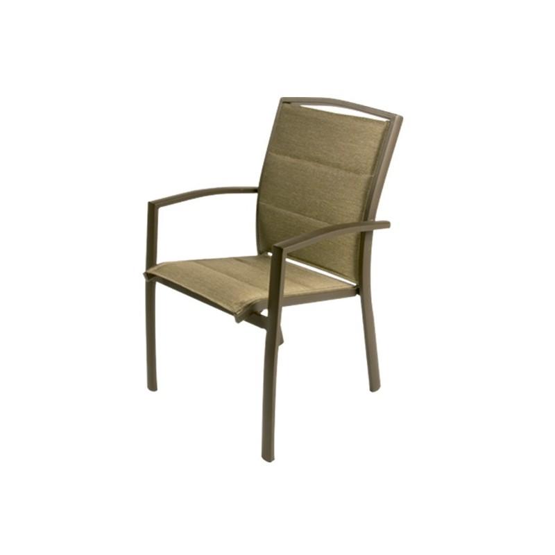 Mesa de aluminio de exterior outlet en mobiliario de for Oferta muebles exterior