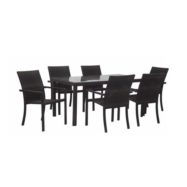 Mesa de jardin online outlet en mesas de fibra ofertas - Conjuntos muebles jardin ...