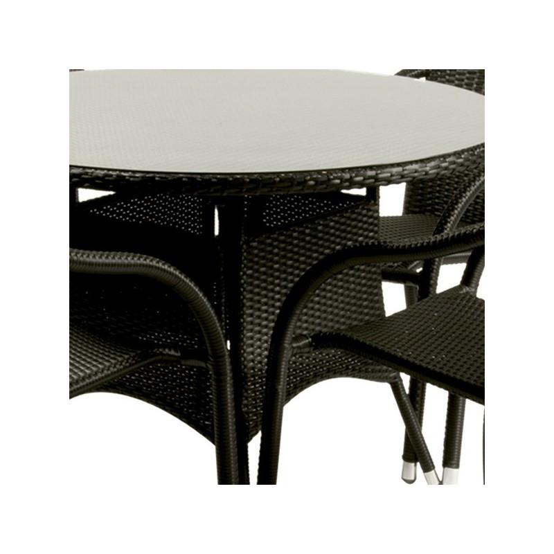 Venta online de mobiliario de jardin ofertas en mesas de for Ofertas mesas de jardin