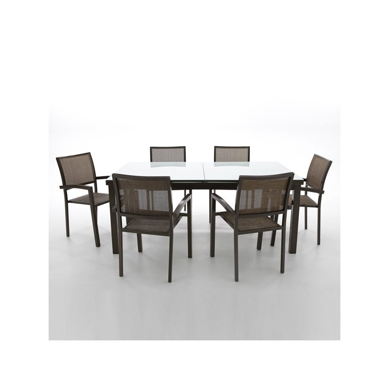 Outlet en muebles de jardin online oferta en mobiliario for Conjunto exterior jardin