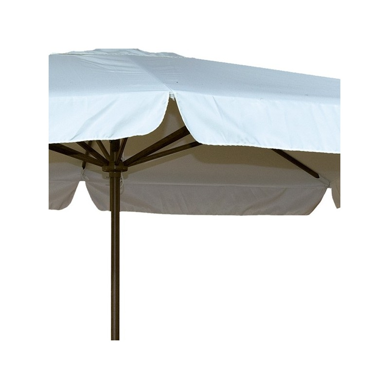 Parasol rectangular para jardin arizona for Jardin 8686