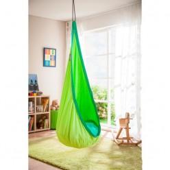 Hamaca nido para niños verde Joki
