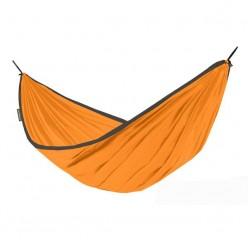 Hamaca individual de viaje naranja Colibri