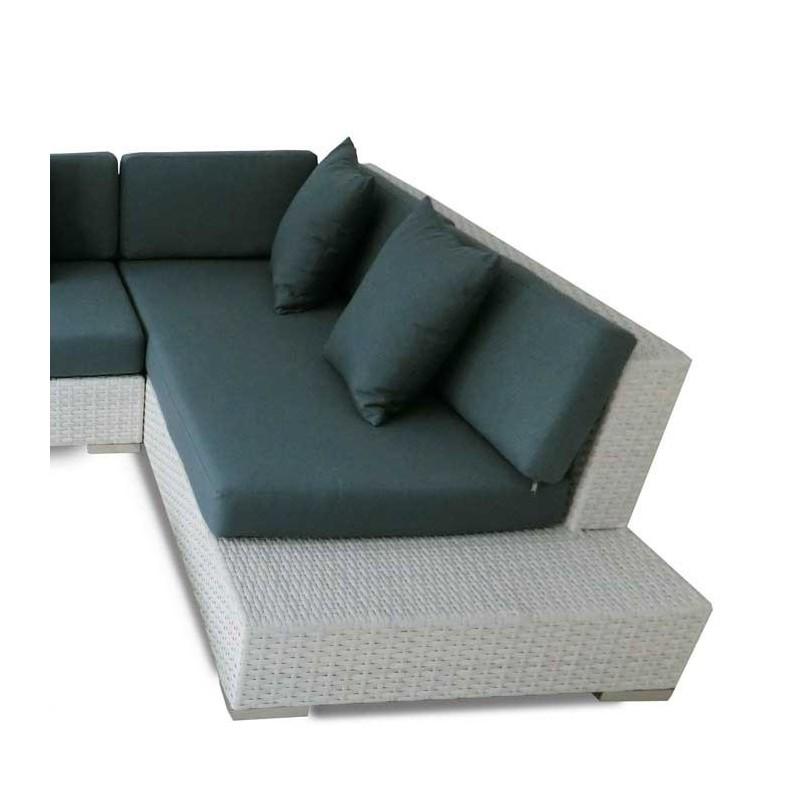 Sofas de jardin visin uac muebles de jardin conjunto sofa for Sofa exterior jardin