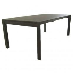 Mesa para jardín extensible Antracita 200-300