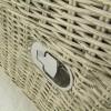 Butaca reclinable para jardín Sala - Pack 2 unidades