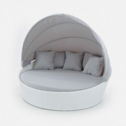 Conjunto sofás para exterior Guyarat