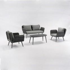Conjunto sofás para jardín Goa