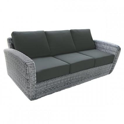 Sofa de jardin fibra salinas for Sofa redondo jardin