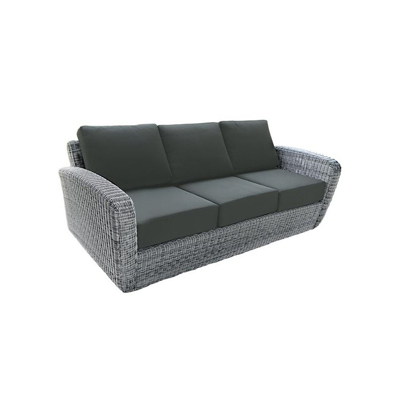 Sofa de jardin fibra salinas for Sofa jardin