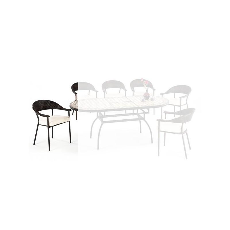 Mesas De Aluminio De Exterior Baratas Outlet En Muebles De