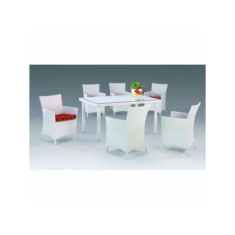 Compra online de mobiliario de jard n oferta mesa de for Mobiliario de jardin online