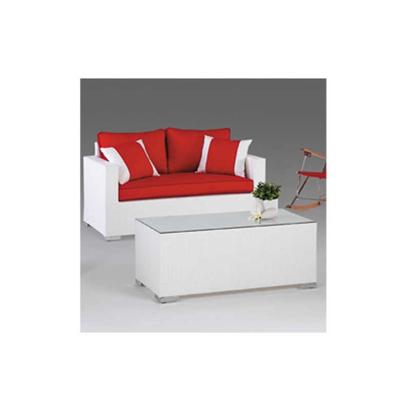 Oferta de mesas de aluminio online outlet en muebles de for Outlet de muebles online