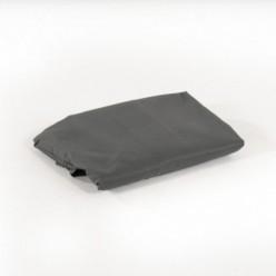 Tela recambio de color gris para parasol péndulo de 350 cm