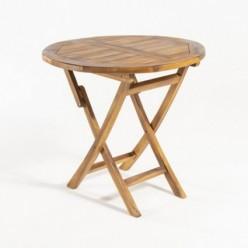 Mesa para jardín redonda Rena 80