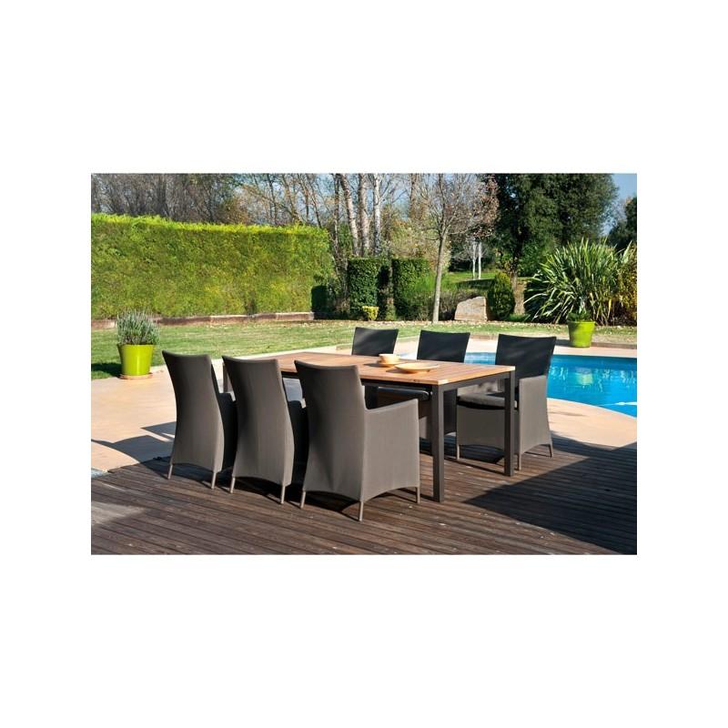 Venta online de mobiliario de exterior outlet en muebles - Outlet jardin ...