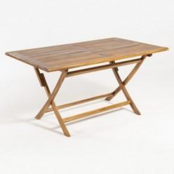 Mesa para exterior rectangular Sara 150