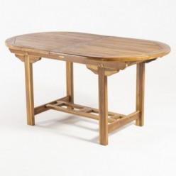 Mesa extensible para jardín Naia