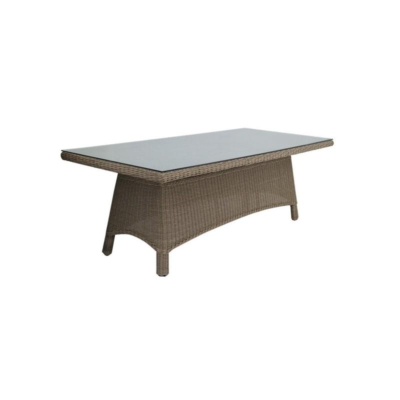Venta online de mobiliario de jardin | Oferta de mesas de aluminio ...