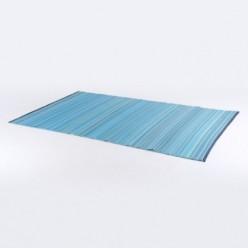 Alfombra para exterior 180x270 cm Weaver azul y verde