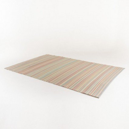 Alfombra de exterior 120x180 cm Weaver color multi pastel