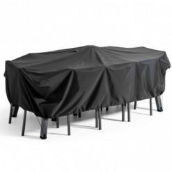 Funda para mesa de jardín de 240 cm