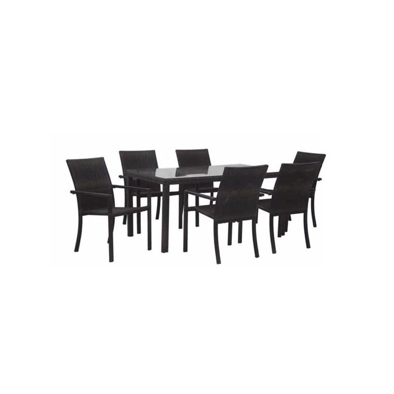 mesa de jardin online outlet en mesas de fibra ofertas