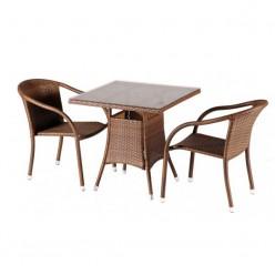Mesa para terraza coffee 75