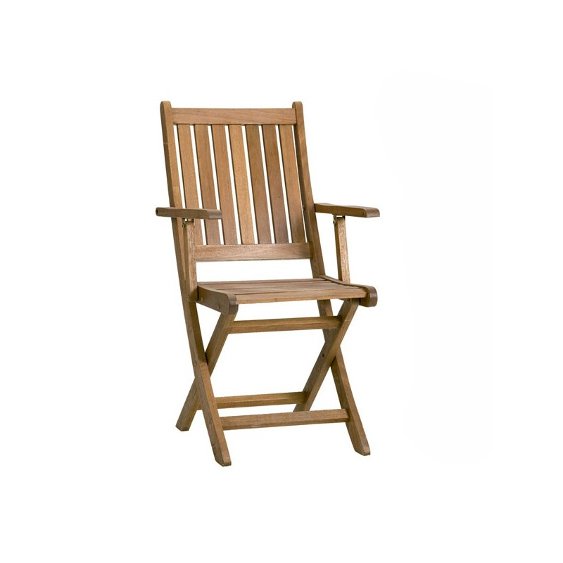 Sillon madera tropical para jardin colorado for Sillon madera jardin