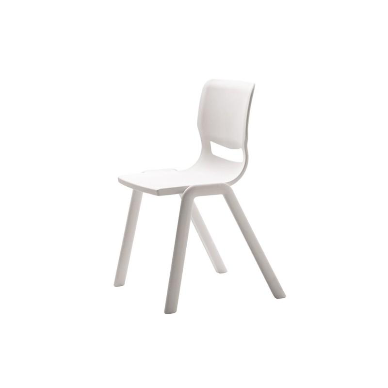 Silla de exterior maryland for Muebles exterior aluminio blanco