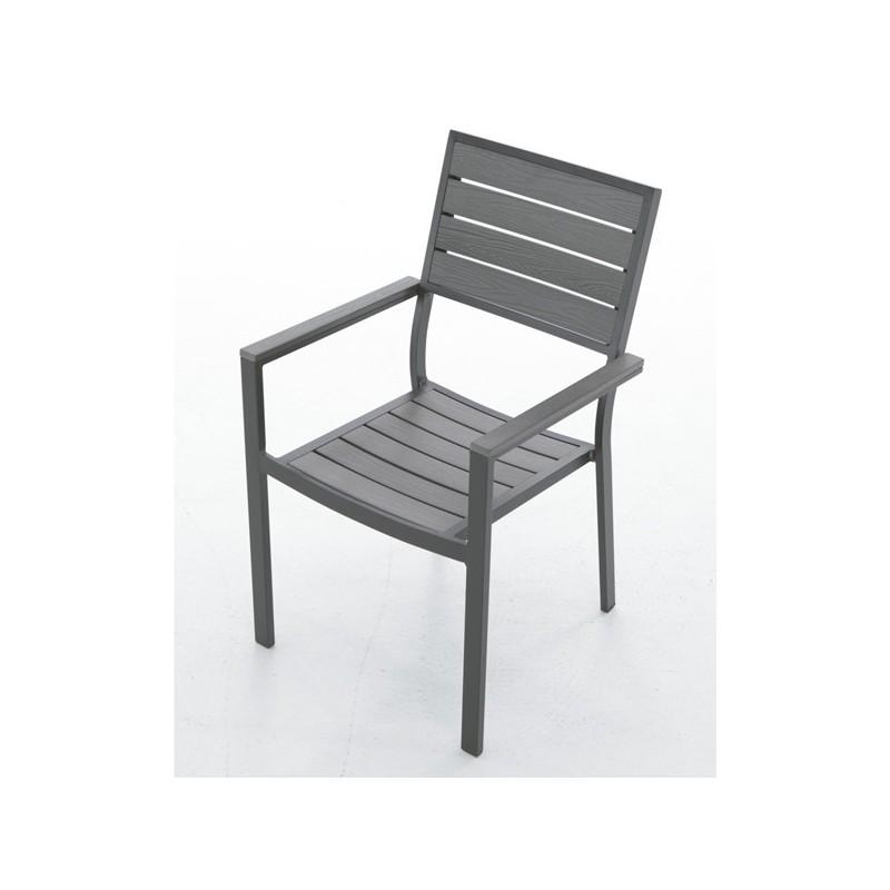 Sillas y sillones de resina para jardín y terraza. Sillas ideales ...