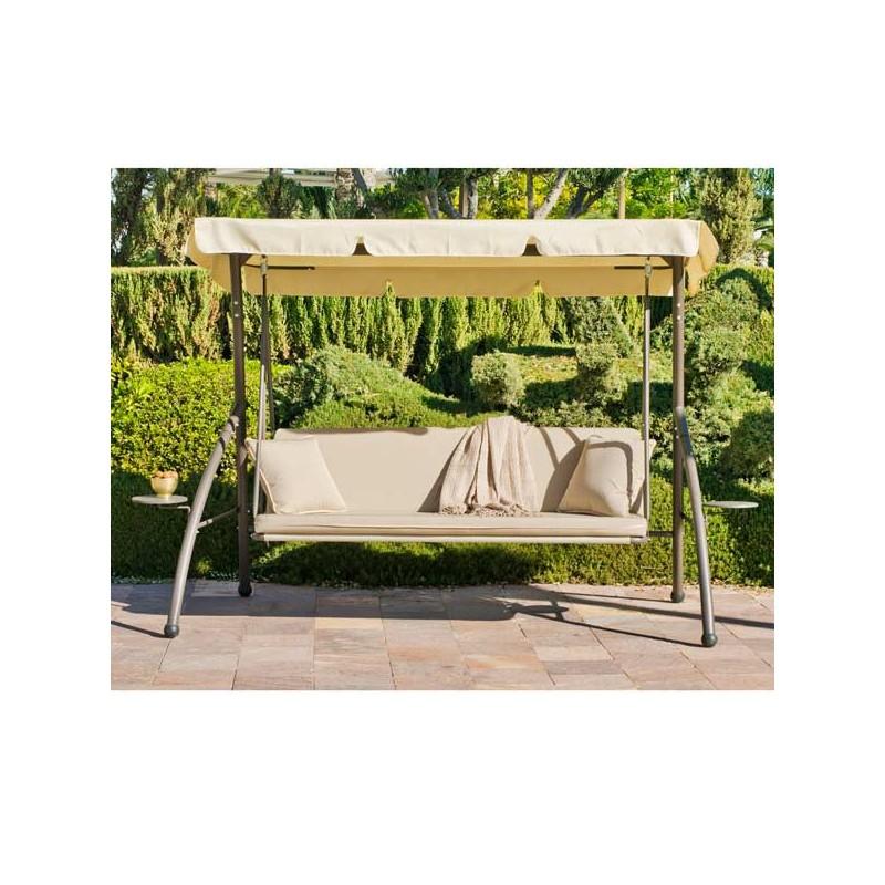 Balancin cama para exterior for Balancin jardin ikea