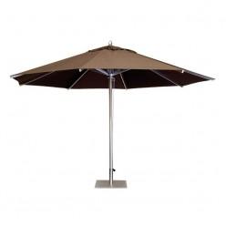 Parasol para jardín redondo Danly