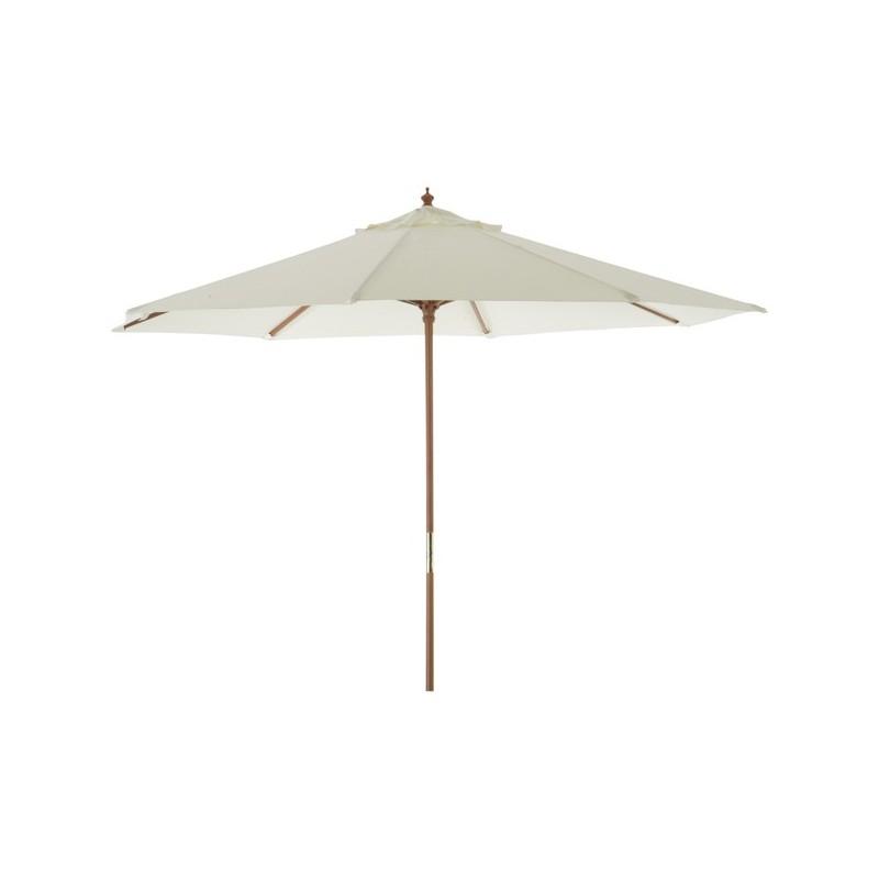 Parasoles de madera online tienda online de mobiliario for Parasoles jardin
